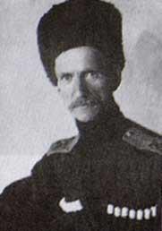 Генерал Науменко В.Г. в 30-е годы.